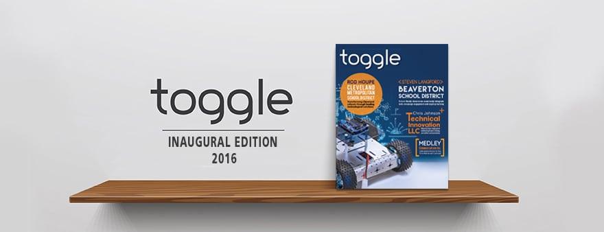 Toggle Tech Magazine