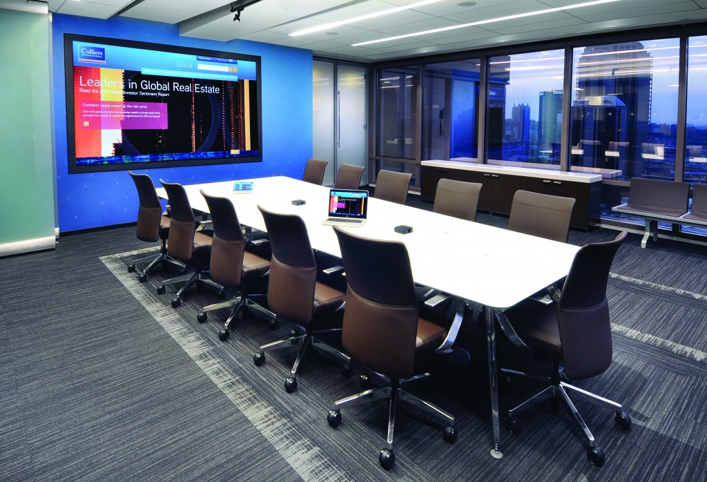 Technical Innovation Corporate Conference Room - Fred Gerlich Photography