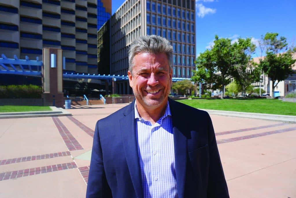 Peter Ambs, CIO Albuquerque New Mexico