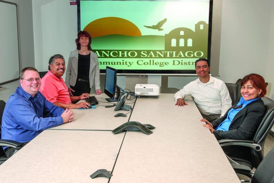 Lee Krichmar – Rancho Santiago Community College District