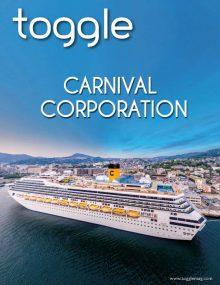 Gary Eppinger - Carnival Corporation Toggle Magazine