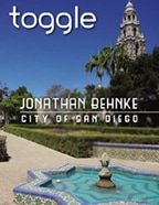 Jonathan Behnke - City of San Diego