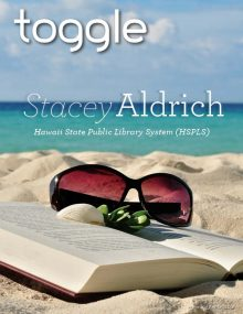 Stacey Aldrich - Hawaii State Public Library System