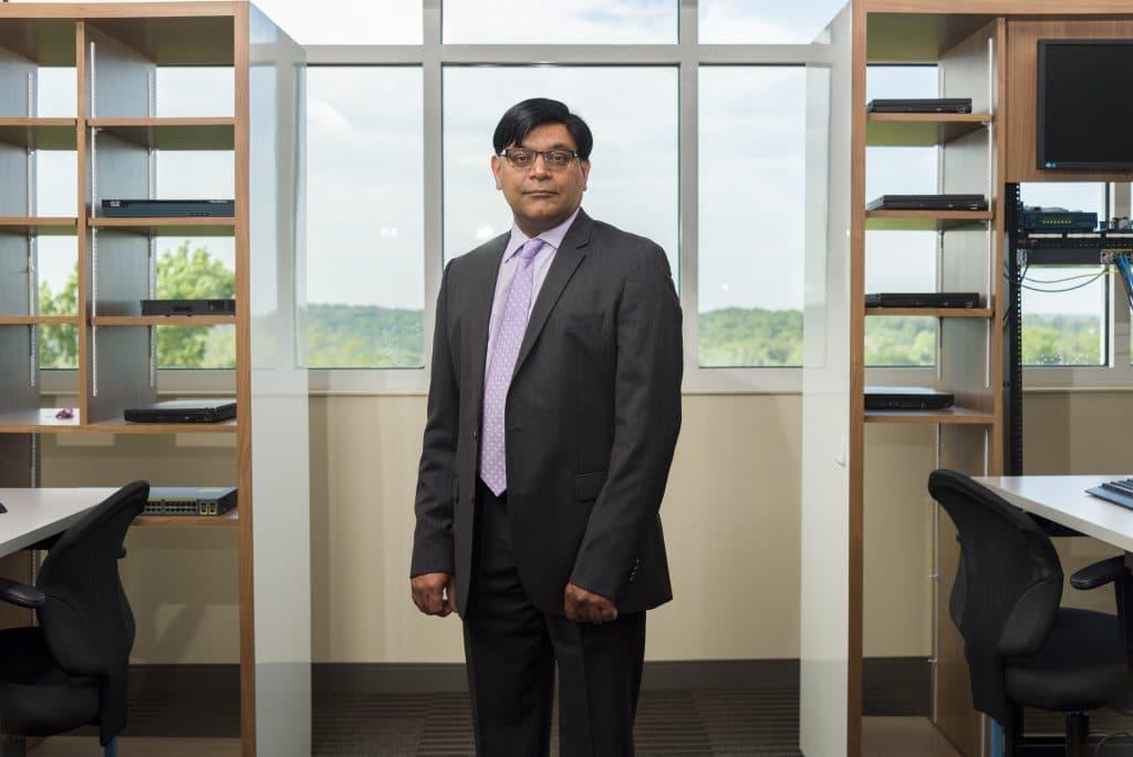 CIO, Vijay Sonty