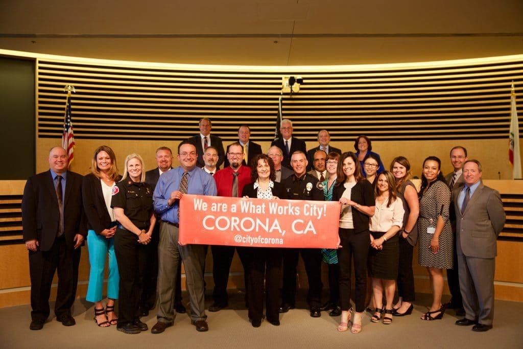 City of Corona, California