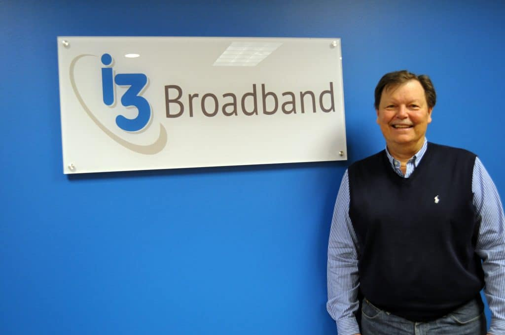 Mike Whitaker - i3 Broadband