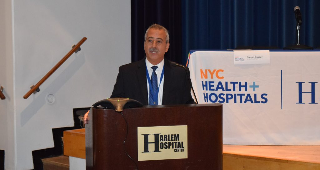 Sal Guido – NYC Health + Hospitals