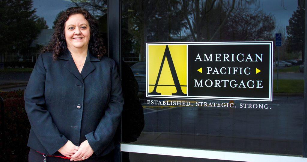 Michele Buschman – American Pacific Mortgage