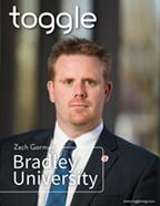 Zach Gorman - Bradley University Toggle Magazine