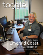 Emerald Coast Utilities Authority Toggle Magazine