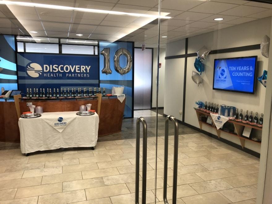 Moe Alkhafaji – Discovery Health Partners