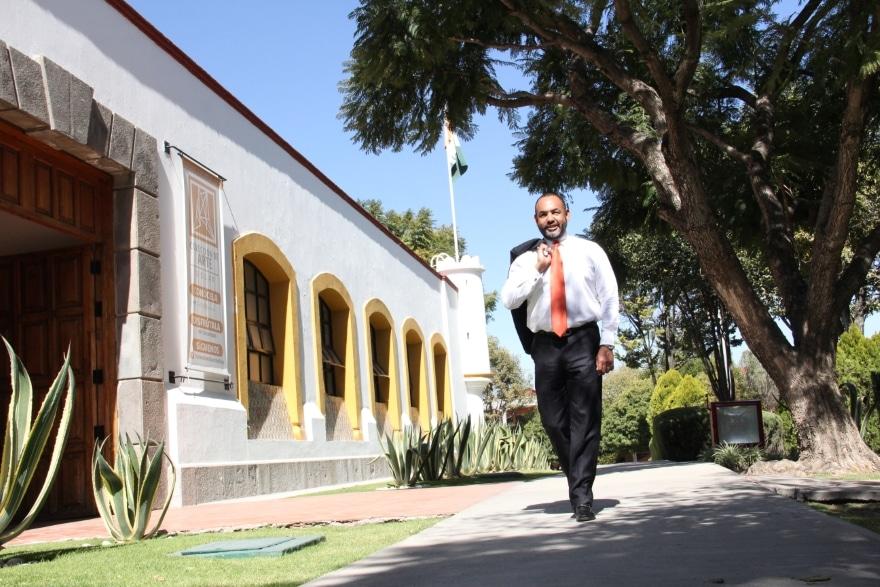 Fernando Thompson – Universidad de las Américas Puebla