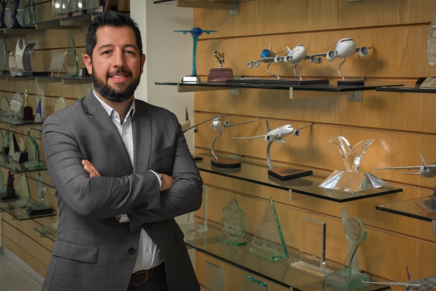 Pablo Alonso – Corporate Travel Services Toggle Magazine