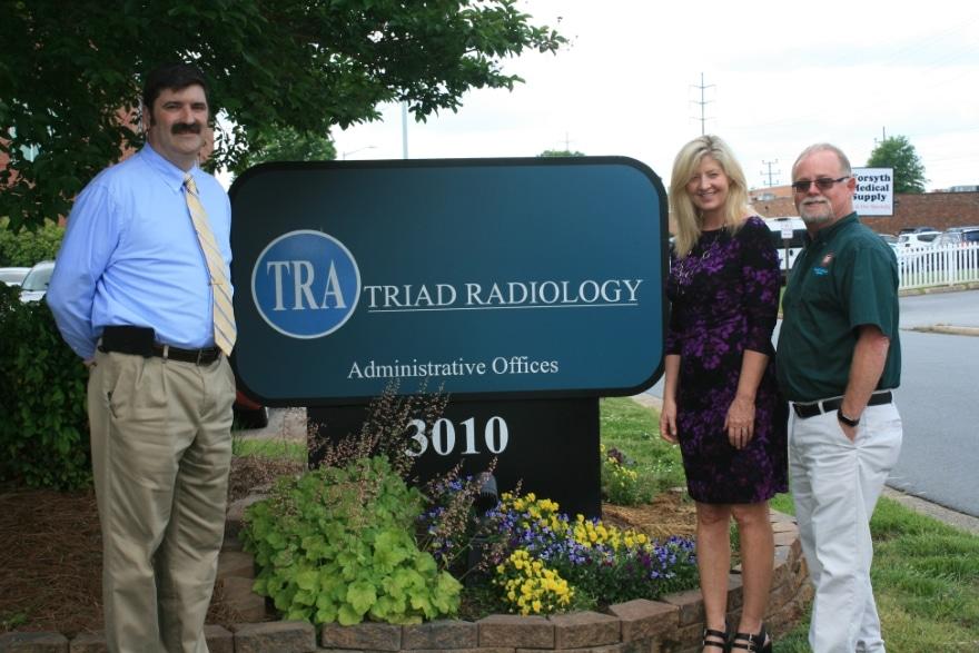 Tom Smith – Triad Radiology Associates Toggle Magazine