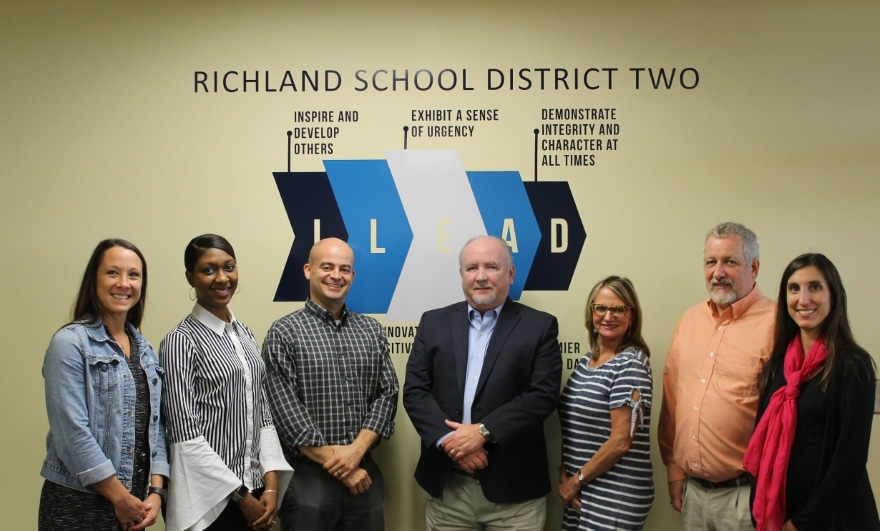 Tom Cranmer – Richland School District Two Toggle Magazine