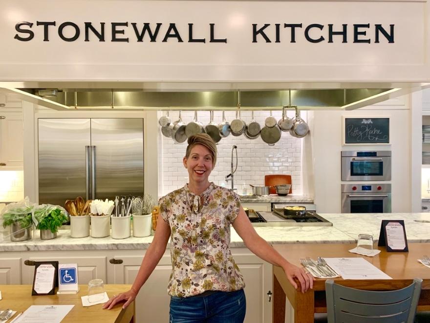 Andrea Hall – Stonewall Kitchen Toggle Magazine