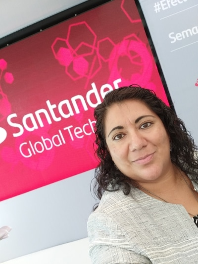 Carmina Delgado – Santander Global Tech Mexico