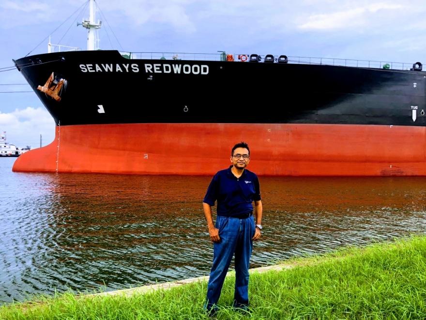 Amit Basu – International Seaways
