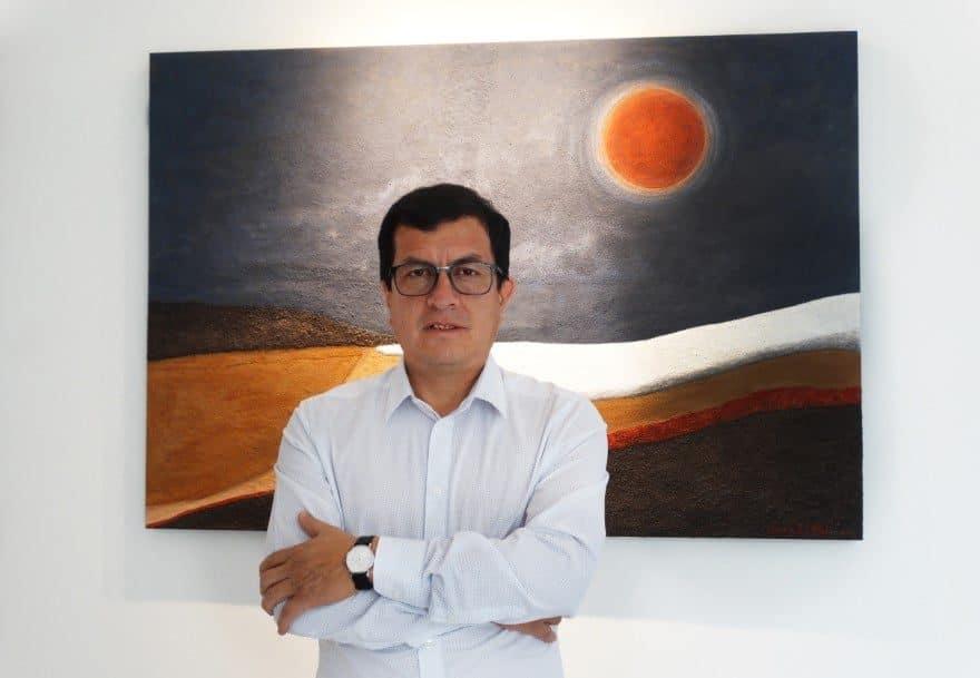 Ruben Recalde Bolaños- Pronaca