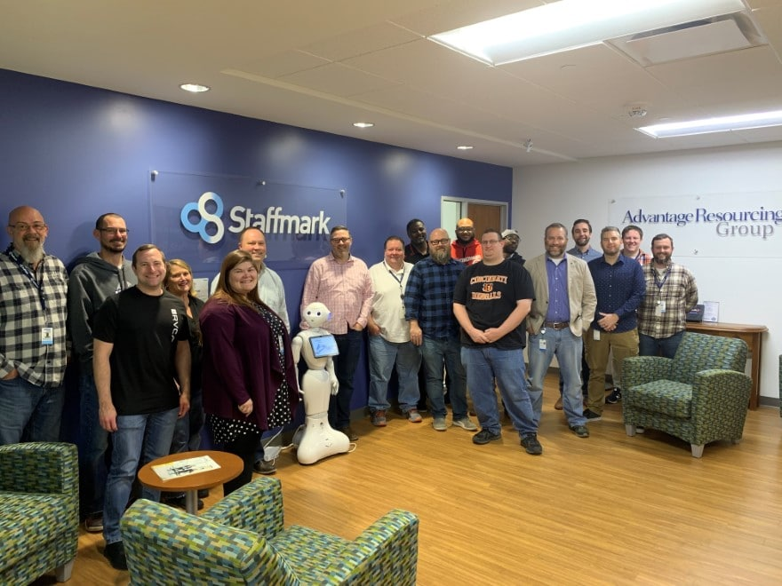 Forrest Wagner – The Staffmark Group