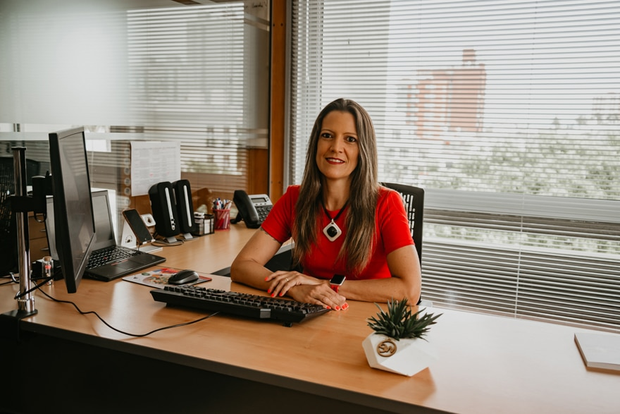 Fernanda Eiriz – Sodexo Uruguay