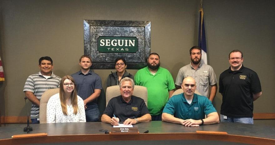 Shane McDaniel – City of Seguin, Texas