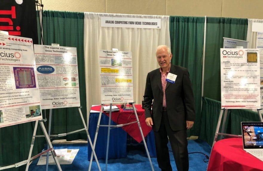Dale Mugler – Ocius Technologies USA