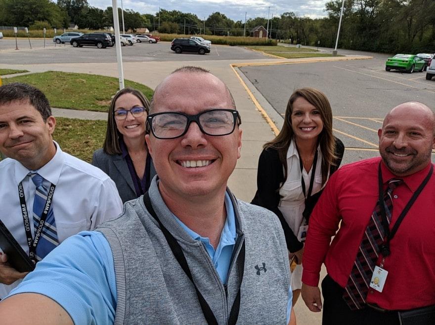 Rob Dickson – Wichita Public Schools