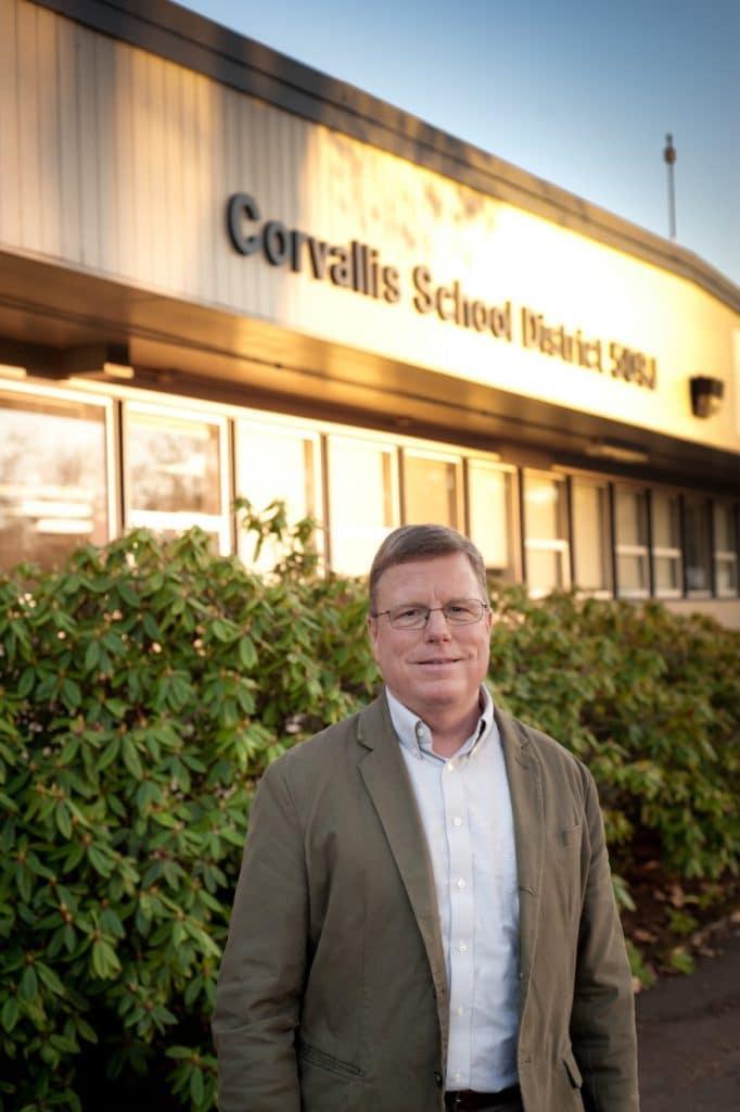 Gil Anspacher – Corvallis School District
