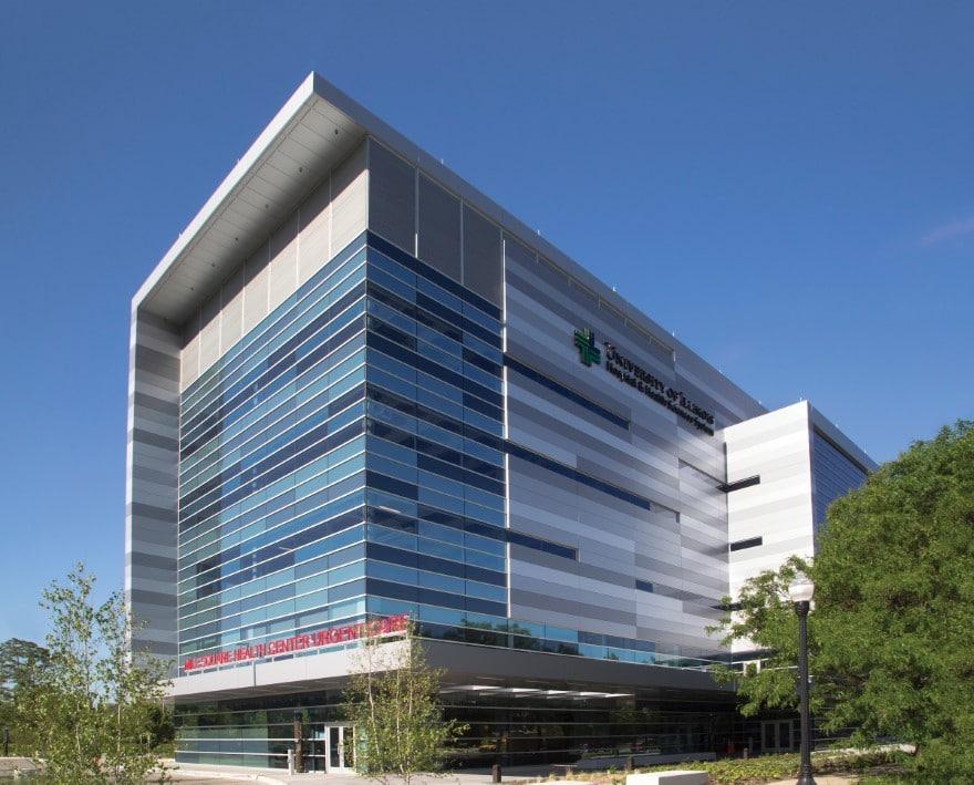 Audrius Polikaitis – University of Illinois Hospital and Health Sciences System