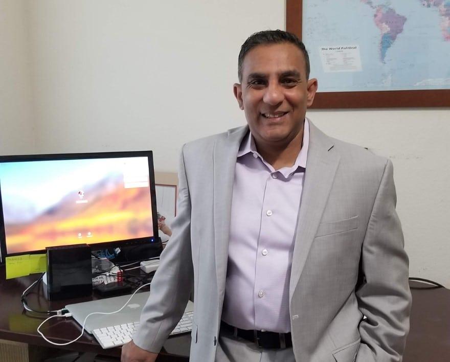 Nitin Vengurlekar – Oracle Public Sector
