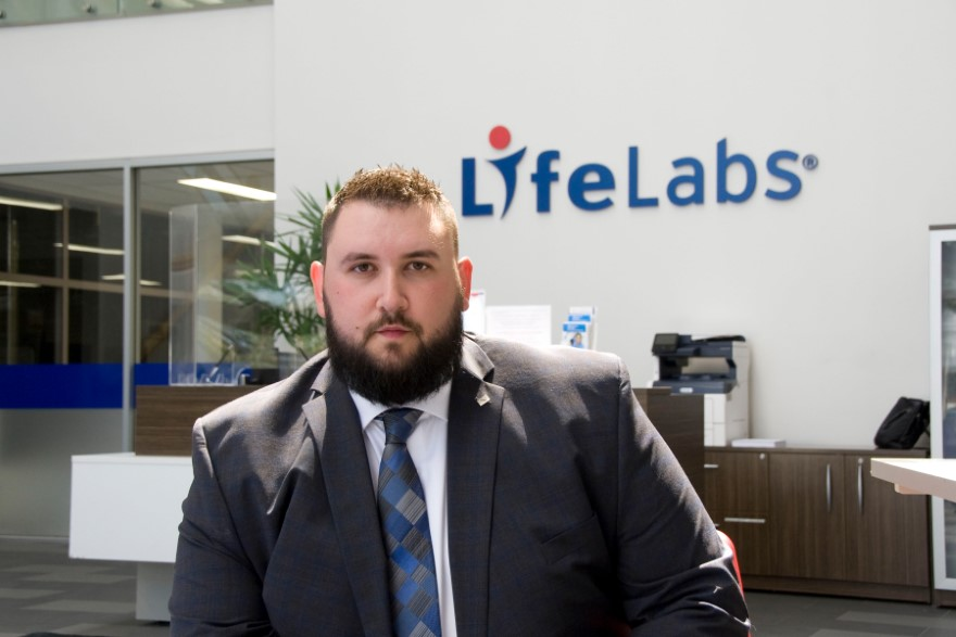 Mike Melo – LifeLabs Medical Laboratory Services