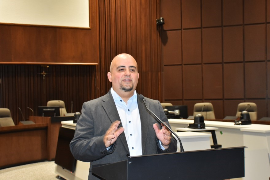 Steve Camacho – Toronto Catholic District School Board
