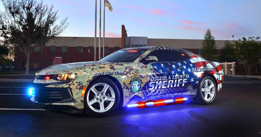 Daniel Caban – Osceola County Sheriff's Office