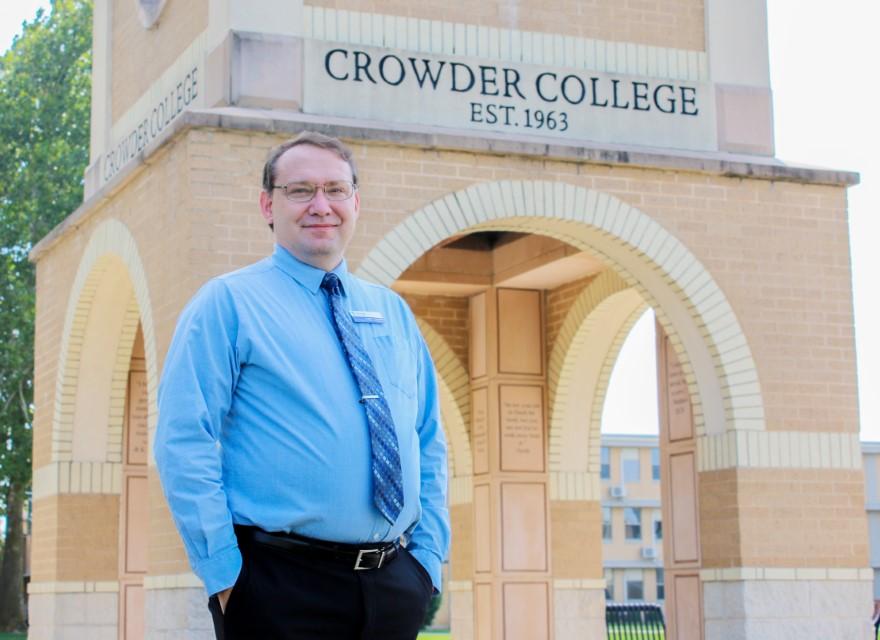Albert Stadler – Crowder College