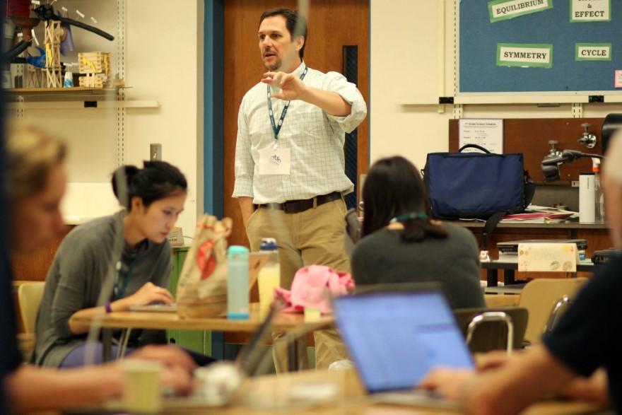 Don Wolff - Portland Public Schools