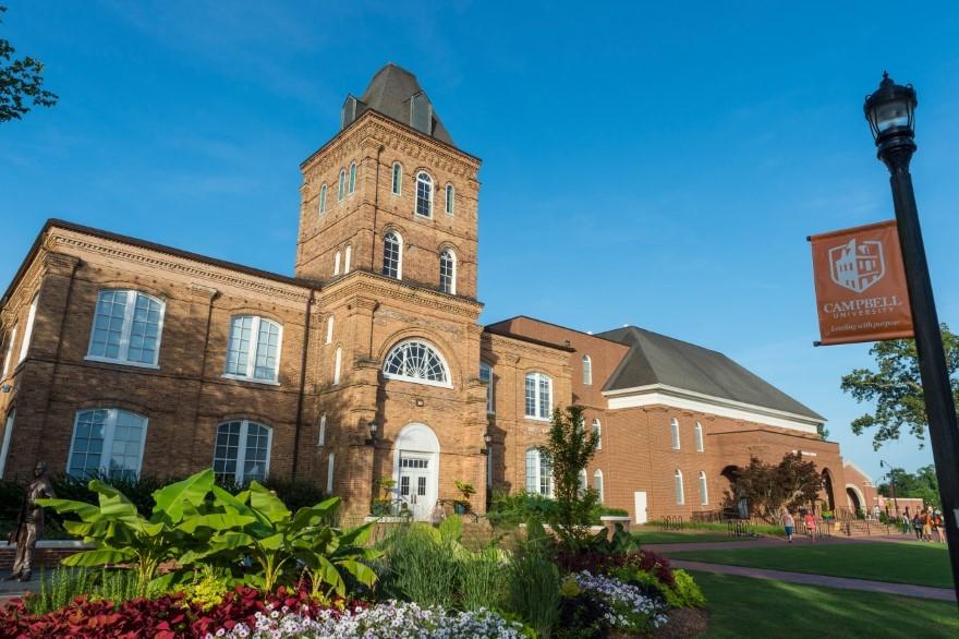 Sherri Yerk-Zwickl – Campbell University