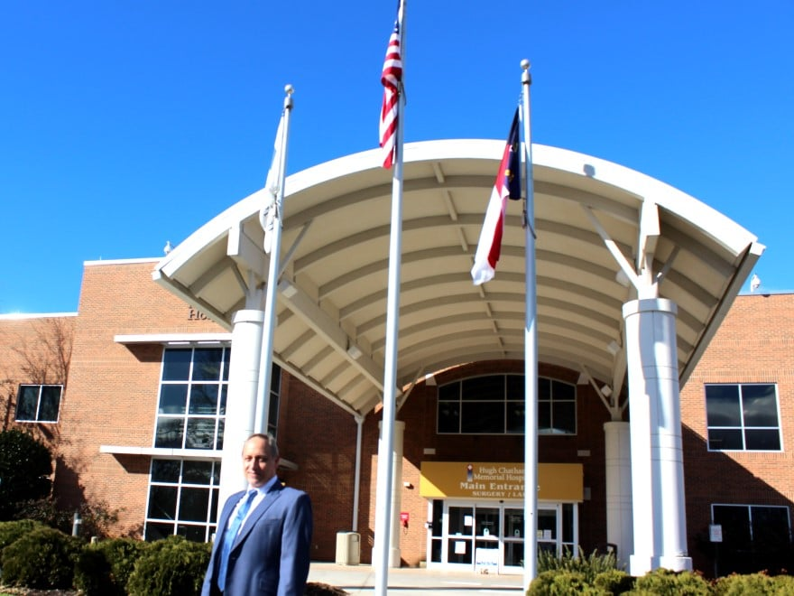 Ted Bayack – Hugh Chatham Memorial Hospital