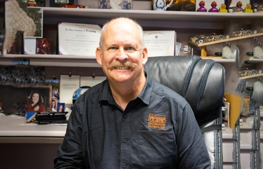 J. Chris Sorensen – City of Pocatello